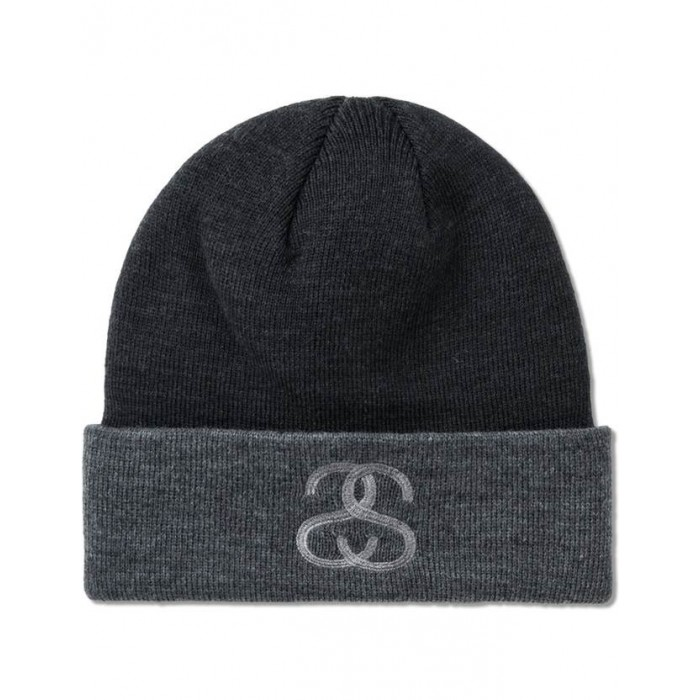Stüssy SS Heather Beanie-31