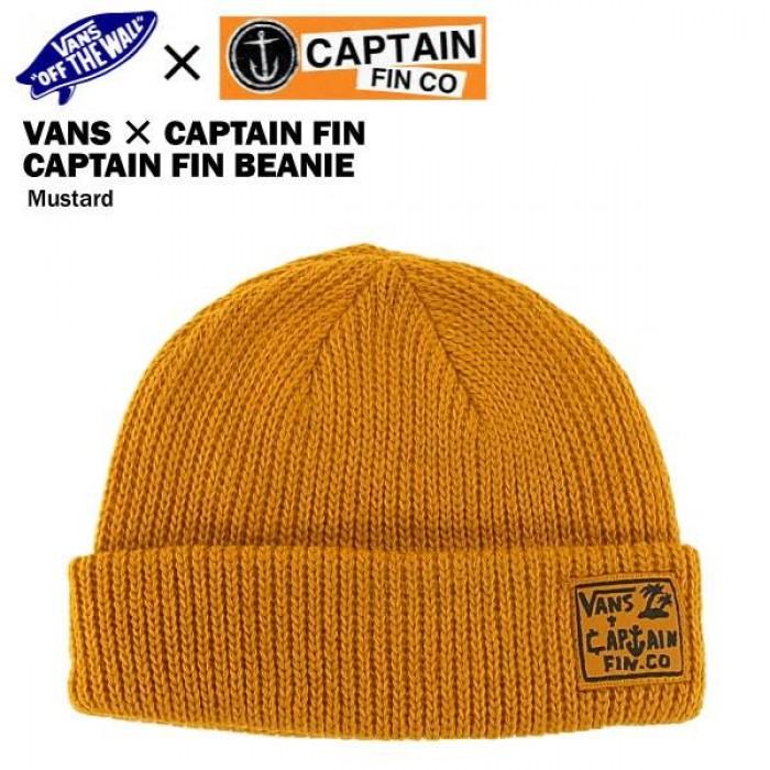 Vans Captain Fin Beanie-31