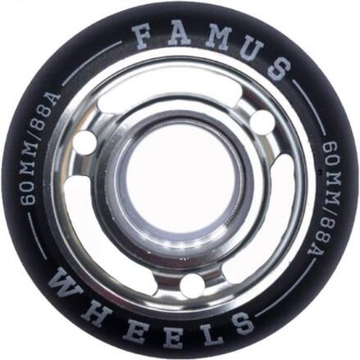 Famus60mmAggressiveInlineHjulSlv88A-31