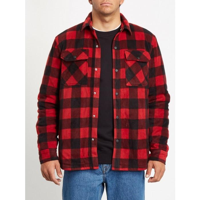 Volcom Bower Polartec Fleece Jacket-03