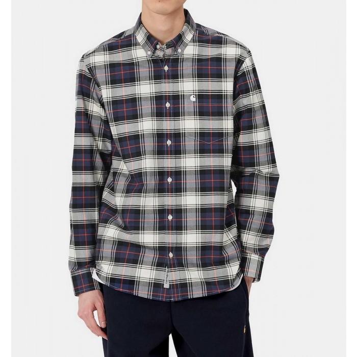 Carhartt WIP L/S Steen Shirt-31