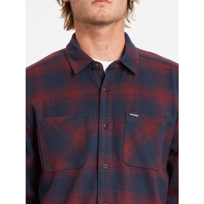 Volcom Tone Stone L/S Shirt-01