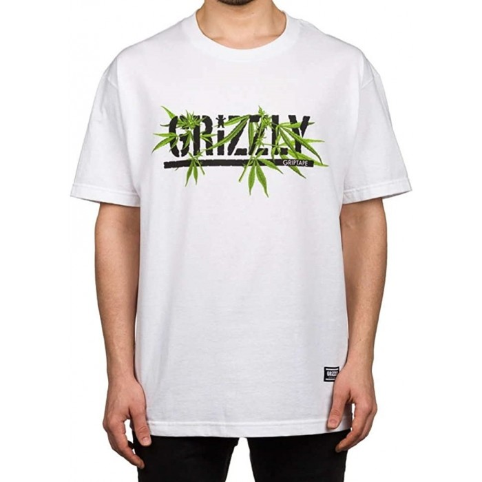 Grizzly Seeds Stamp Tee-32