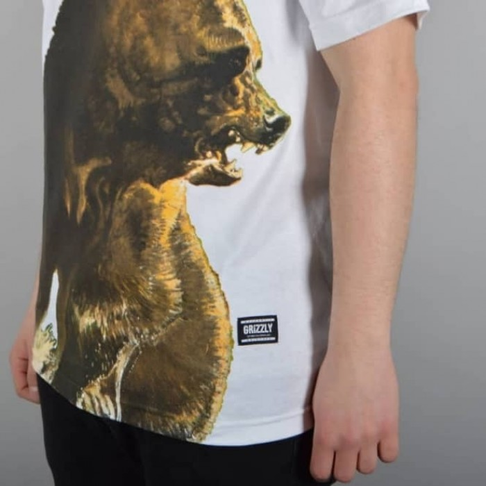 Grizzly Instinct Tee-32