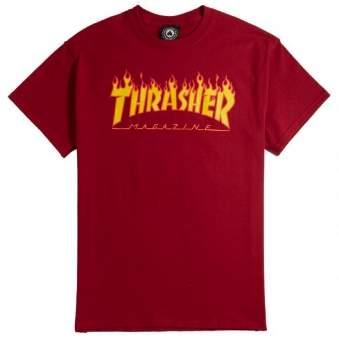 ThrasherSSFlameLogoTee-31