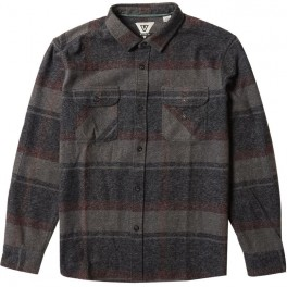 Vissla Barns LS Flannel Shirt