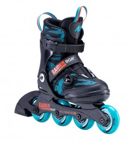 K2 Raider BOA Junior Inline Rulleskøjte