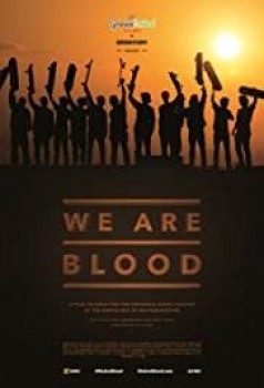 We Are Blood DVD/Bluray