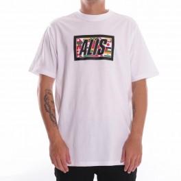 ALIS Worldwide Box Logo T-shirt