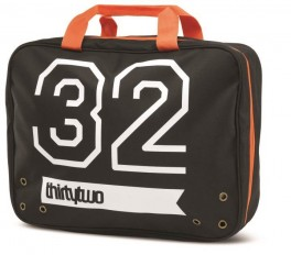 Thirty Two 32 Stamp Duffle Boot Bag