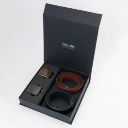 Volcom Jack Belt Gift set