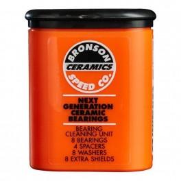 Bronson SpeedCo Bearings Ceramic Kuglelejer