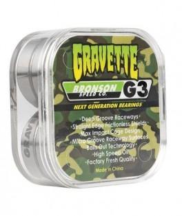 Bronson SpeedCo Bearings David Gravette Pro G3 Kuglelejer