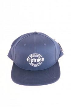 Etnies Logo Snapback