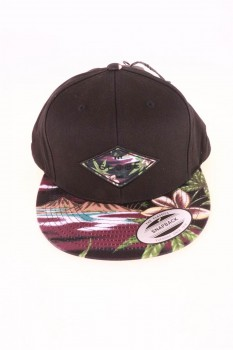 Globe Diamond Snap Back Cap