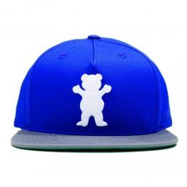 Grizzly 2-Tone OG Bear Snapback
