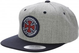 Independent ITC Cross II Snapback