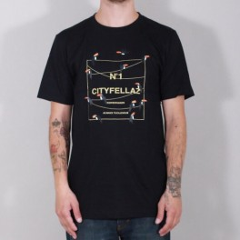 City Fellaz No1 T-shirt