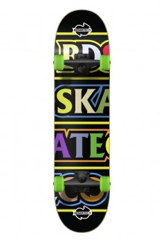 BD Skateco Color Letter