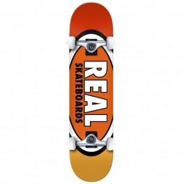 Real Team Edition Oval MD Komplet Skateboard 7.75