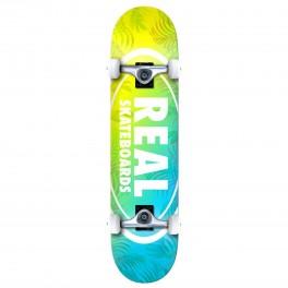 Real Island Ovals Mini Komplet Skateboard 7.3