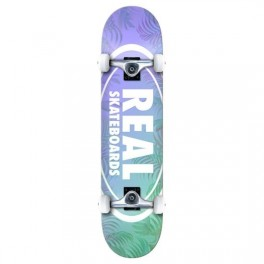 Real Island Ovals LG Komplet Skateboard 8.0