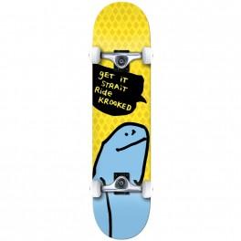Krooked O Geez Shmoo MD Komplet Skateboard 7.75