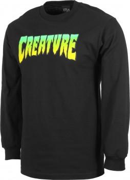 Creature Logo Crew Neck L/S Sweatshirt