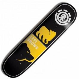 Element Levi Brown Skateboard Deck