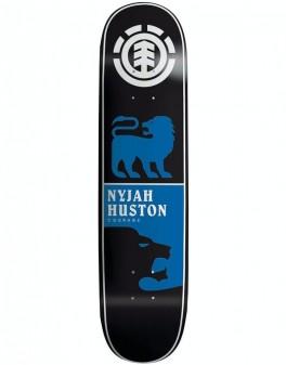 Element Nyjah Chromatics Skateboard deck