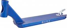 "Apex 5"" Peg Cut Trick Løbehjul Deck 49 cm"
