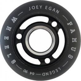 Famus Legends Aggressive Rulleskøjte Hjul 64 mm Joey Egan