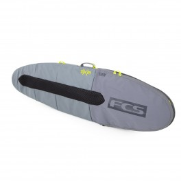 "FCS Day Long Board 8'6"" Cool Grey"