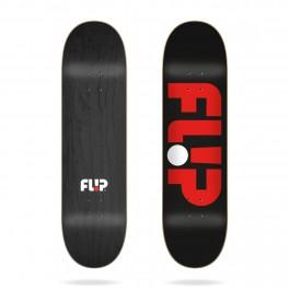 Flip Odyssey Logo Black Skateboard Deck