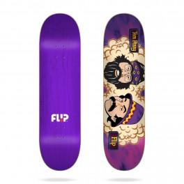 Flip Toms Friends Purple Haze Skateboard Deck