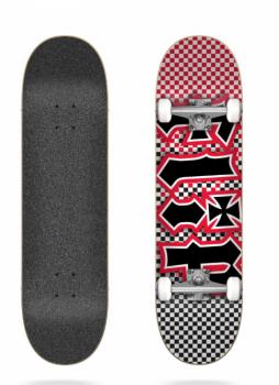 Flip HKD Fast Times Red Komplet Skateboard
