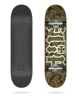 Flip HKD Team Combat Green Komplet Skateboard