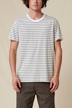 Globe Horizon Striped T-shirt