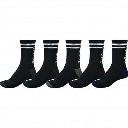 Globe Carter Crew Sock 5-pack