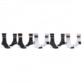 Globe Triple Stripe Crew Sock 5-pack