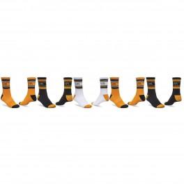 Globe Bengal Crew Sock 5-pack