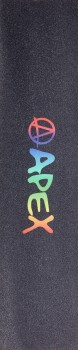 Apex Rainbow Griptape Løbehjul