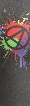 Apex Splatter Griptape Løbehjul