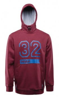 Thirty Two Stamp PO Fleece