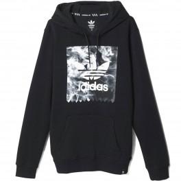 Adidas Burned Stamp Hoodie