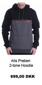 Alis Preben 2-tone Hoodie