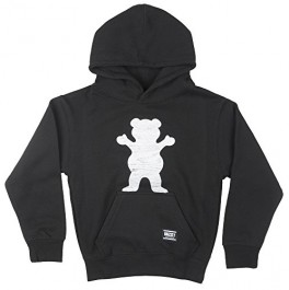 Grizzly Woodland OG Bear Youth Hood