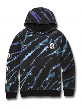 Volcom Boys Stone Stack Pullover Hoodie