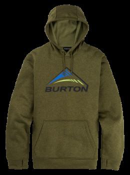 Burton Oak Seasonal Pullover Hoodie