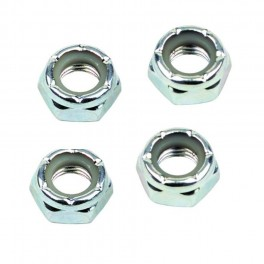 Truck Axel nuts 4-pack